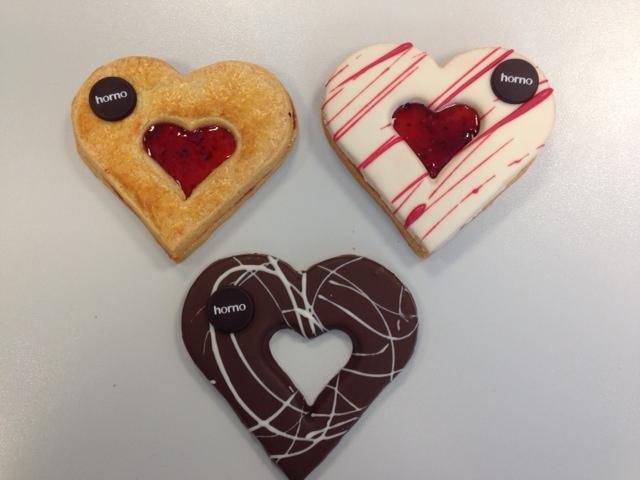Pasta San Valentín